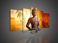 Wall art Home Decoration Buddha Oil Painting on canvas handpainted figure pictures decorative for wall art living room Entrance