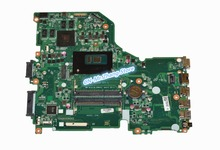 SHELI FOR Acer E5-574 Laptop Motherboard W/ I5-6200U CPU DA0ZRWMB6G0 DDR3L 940M GPU