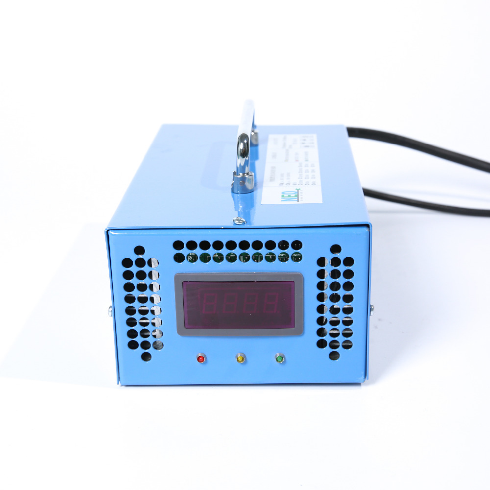 24V 45A Car Battery Charger High Frequency Lead Acid Battery Charger Reverse Pulse Desulfation Battery Maintenance