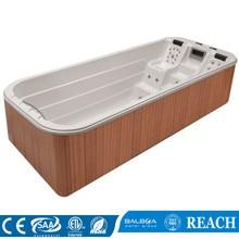 5,5 м Открытый Бассейн Джакузи на открытом воздухе спа гидромассажная ванна массажная ванна M-3350