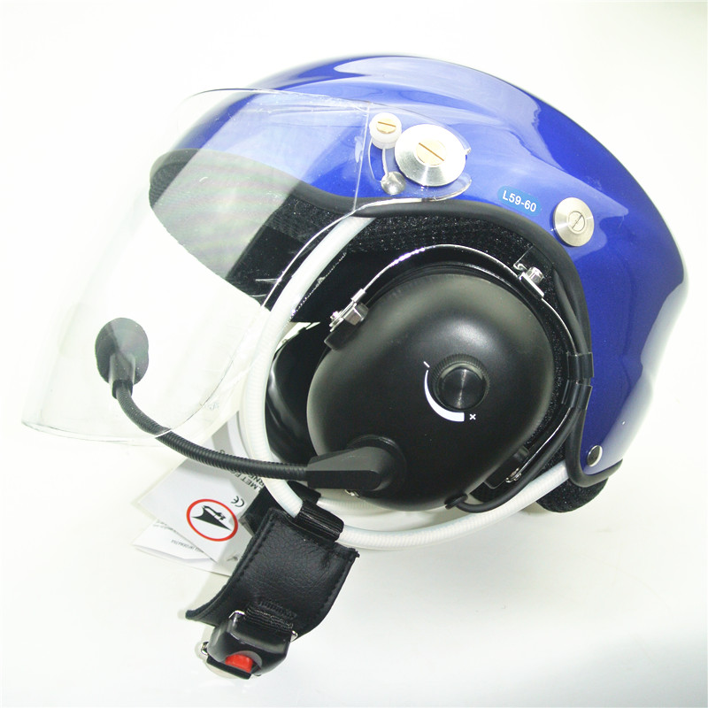 Noise cancel Paramotor helmet with noise cancel headset Powered Paragliding helmets PPG Helmets