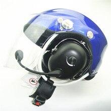 Шлем для мотопараплана с шумоподавлением гарнитура парапланеризм шлемы PPG шлемы