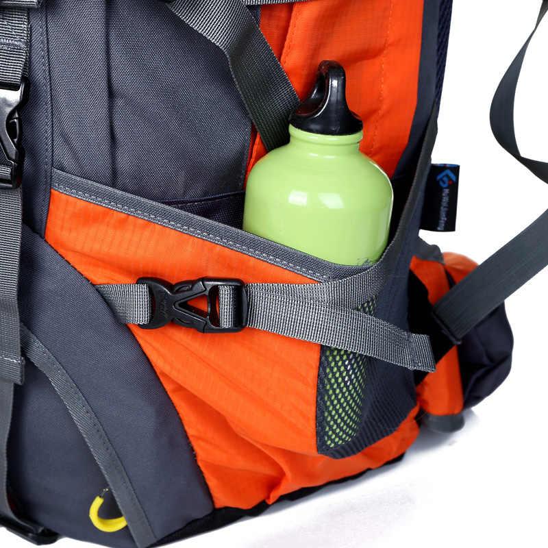 80L Große Outdoor-rucksack Camping Reisetasche Wandern Rucksack Unisex Rucksäcke Wasserdichte sport taschen Klettern paket
