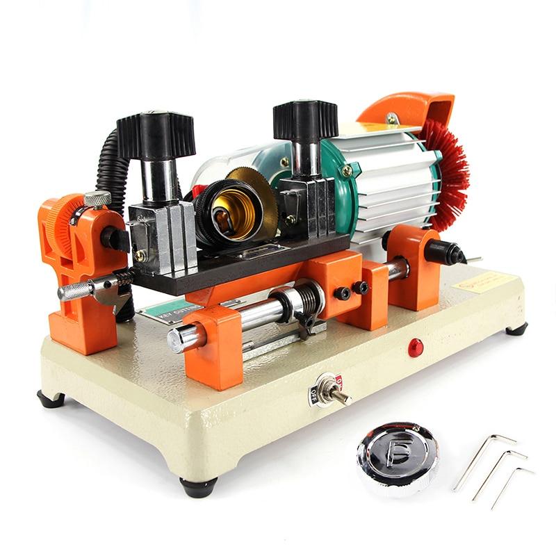 RH-2AS practical lightweight machinery cutting uniform key cutting machine locksmith tools for opening locks 110V~220v  цены