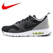 6c77aaf1f3779 Hot Sales Original Nike AIR MAX TAVAS Men s Running Shoes Sneakers Men s  Sprots Shoes 705149-