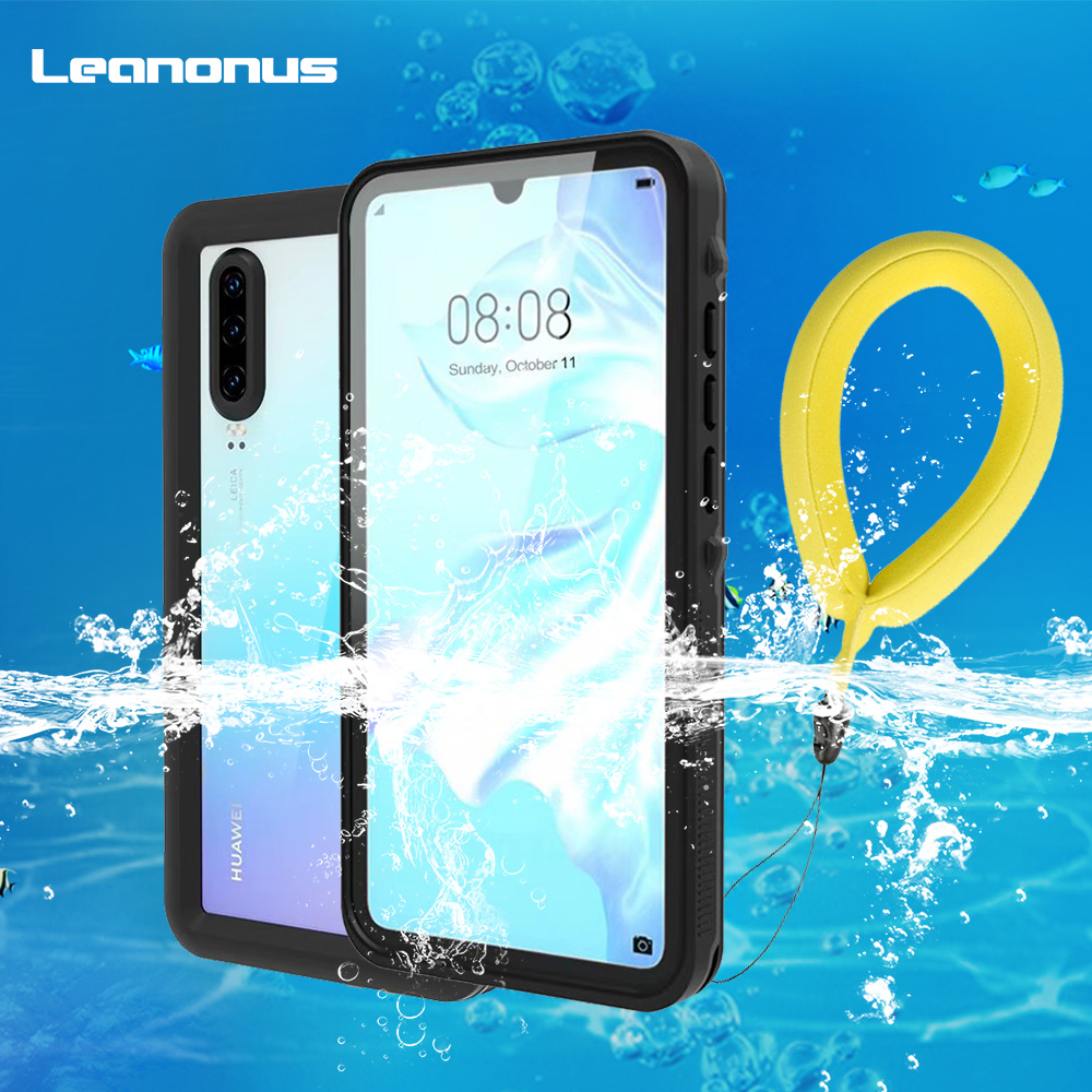 For Huawei P30 Pro P30 Waterproof IP68 Diving Swim Proof Dustproof Phone Case for Huawei P30Pro Full Sealed Outdoor Sport CoqueFor Huawei P30 Pro P30 Waterproof IP68 Diving Swim Proof Dustproof Phone Case for Huawei P30Pro Full Sealed Outdoor Sport Coque
