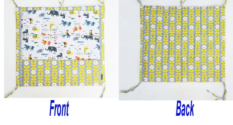 Animal Baby Bed Hanging Bag details