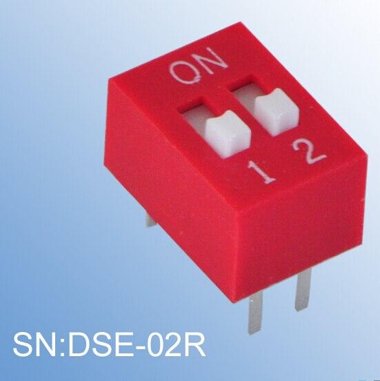 ELEWIND Excessed type of DIP SWITCH(DSE-02R)