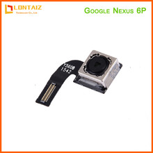 Original New 12.3 MPX Back Camera Module for Huawei Google Nexus 6P Rear Big Main with Flex Cable Tested