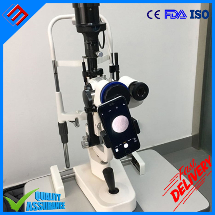 Smart Phone IPhone Adapte For Slit Lamp Microscope