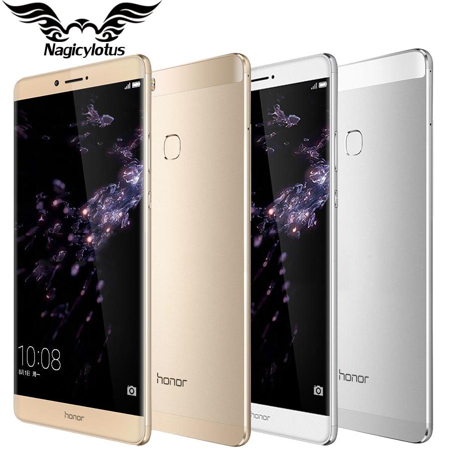 Original Huawei Honor NOTE 8 4G LTE Octas