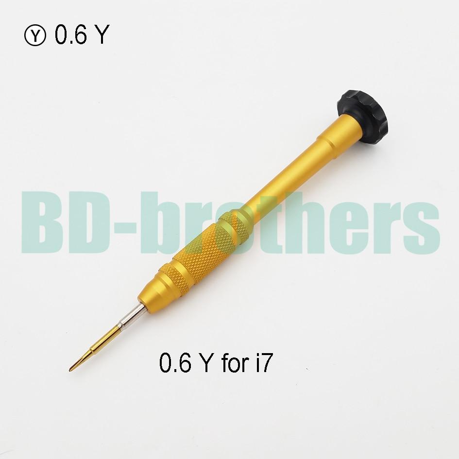 High Quality New 0 6 Y Screwdriver Key S2 Steel 0 6 x 25mm 0 6Y