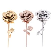 Souvenir commémoratif de bijoux de crémation durne de cendres de fleur Rose creuse dacier inoxydable, ou tenez les cheveux ou le parfum ou la lettre damour