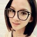 2014 la tendencia general de gafas marco moda mujer hombre gafas ópticas marco
