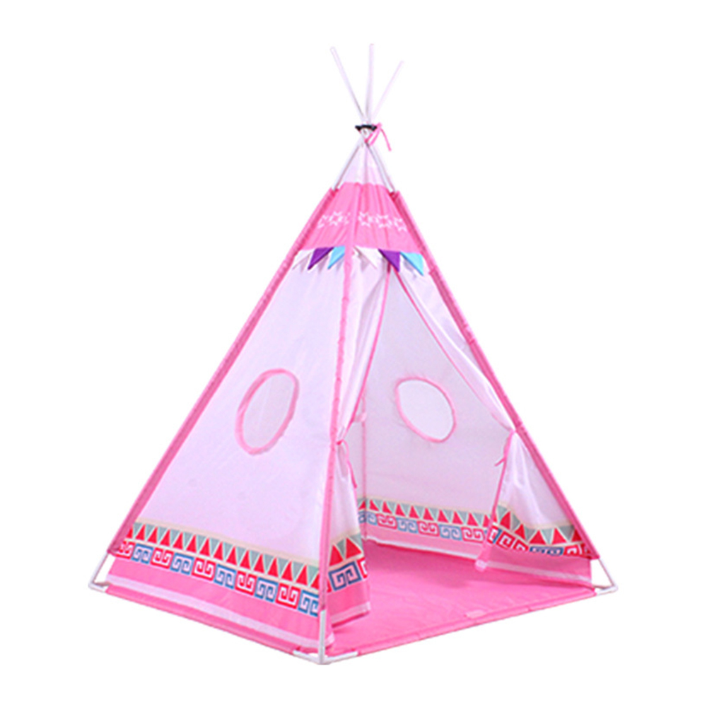Indian Kids Play Tents Four Poles Children Teepees Tent for Girls Boys Play Hut Indoor Outdoor  sc 1 st  AliExpress.com & Online Get Cheap Indoor Children Teepee Tent -Aliexpress.com ...