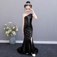 Zwarte Jurk Naar Bruiloft.Children Dress Wedding Verkoop Online