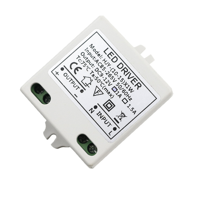 dc9 12v led driver transformer 15w 14w 13w 12w 10w output 1a powerdc9 12v led driver transformer 15w 14w 13w 12w 10w output 1a power adapter power supply for led lamp led strip downlight light