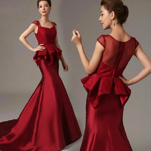 Wholesale bridal evening gown