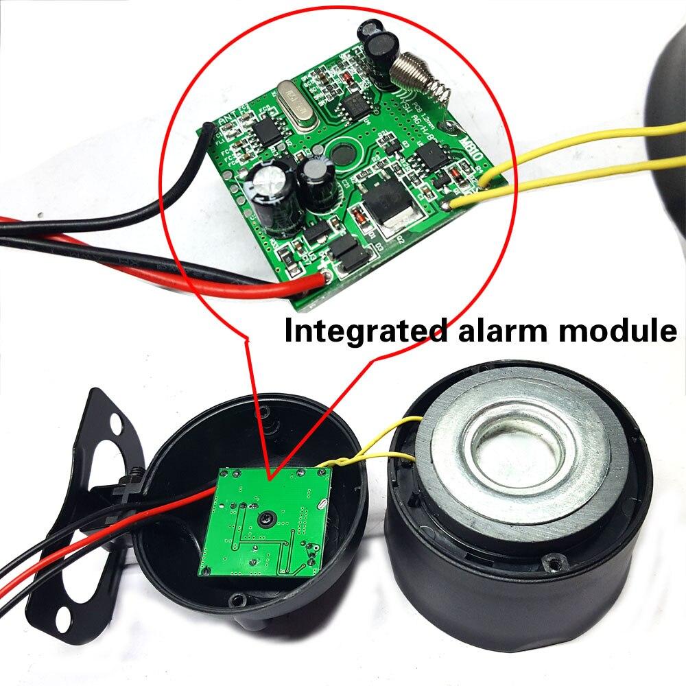 Car Electronics Diy Car Accessories Non-destructive Installation Burglar Car Alarm System Shock Warning Siren Sound Alound 12v Dc Chadwick 8110 Special Buy