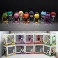 Good PVC 10 Styles Ansatsu Kyoushitsu Anime Figure Korosensei Shiota/Kayano/Karasuma/Karuma/Irina Set Toy Gift Collectibles