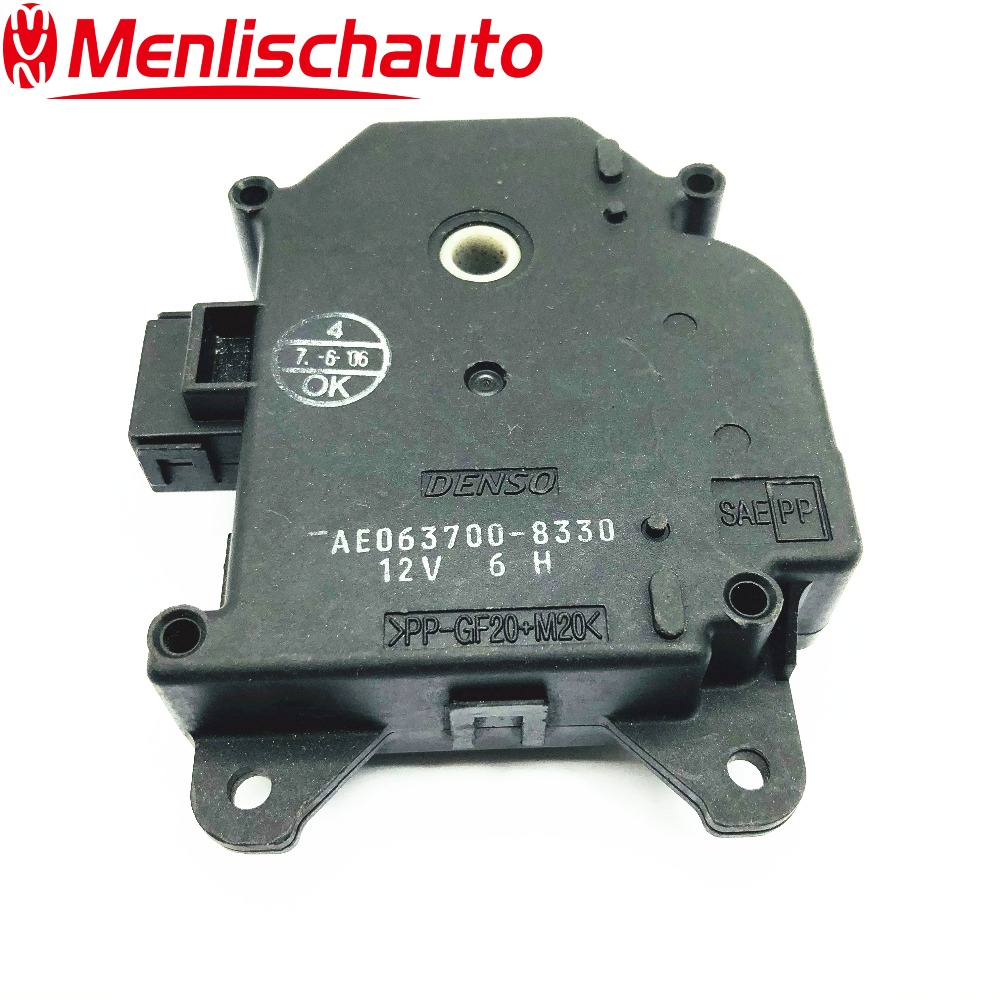 02 06 Camry AC Air Servo Damper Motor 063700 8330 OEM climate control flap actuator oem a115 in Throttle Body from Automobiles Motorcycles