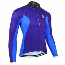 BXIO Winter font b Cycling b font Jersey font b Shirt b font font b Long