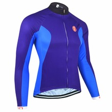 BXIO Winter Cycling Jersey Shirt Long Sleeve Jerseys Ropa Ciclismo Hombre Verano 2017 Profesional Mountain Bike Clothing 093-J