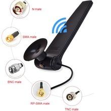1 шт. 9dbi 2,4G Wifi антенна усилитель сигнала многофункциональная AP антенна 2400~ 2500 МГц 3 м кабель SMA разъем