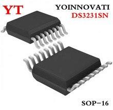 100 개/몫 DS3231SN DS3231 SOP16 IC.