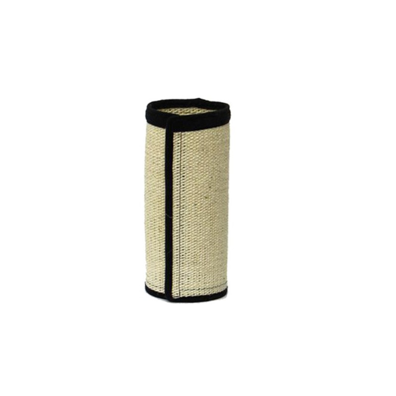 Sisal Cat Scratching Post Toy Pet Catnip Tower Climbing Tree Cat Scratch Pad Board Protecting Furniture Foot Natural Products