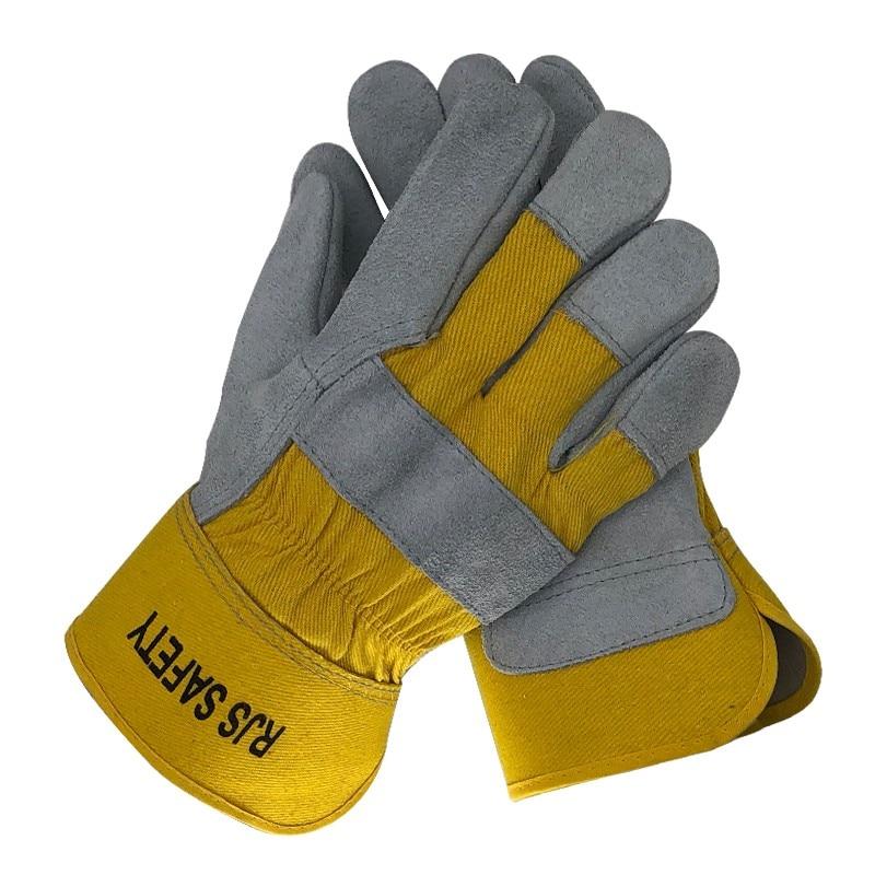 Soldagem RJS Protetor Segurança Esportes MOTO Desgaste-oposição GlovesNG7016