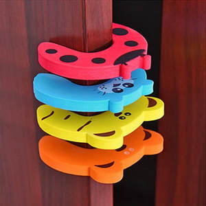 S30 5 styles Door stopper Doorknob Wall Protection children Savor Shockproof Stop