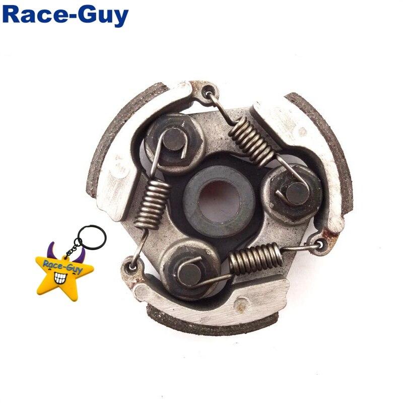 Alloy Clutch Pad Without Keyway For 2 Stroke 47cc 49cc Chinese Pocket Bike  Mini Crosser Dirt ATV Quad Minimoto cc274c9898