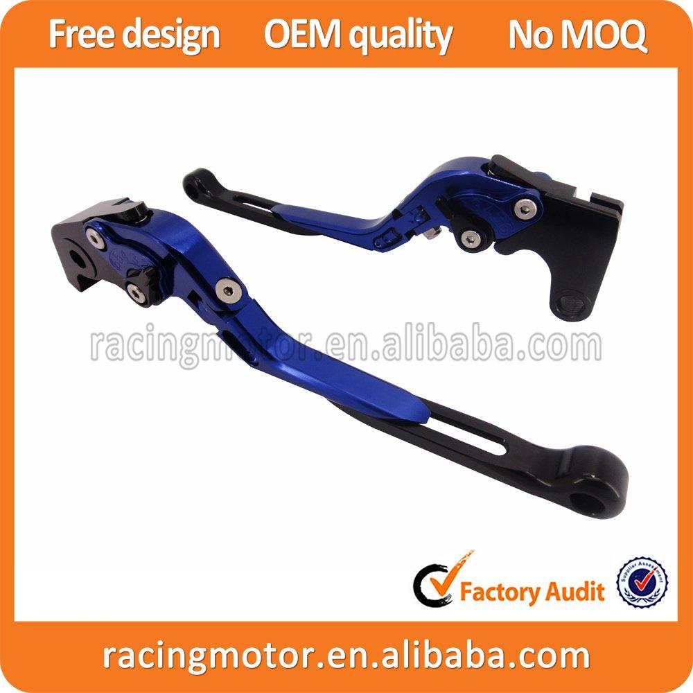 ФОТО Adjustable Folding Extendable Brake Clutch Levers For Yamaha FZ1 FAZER 2006-2013