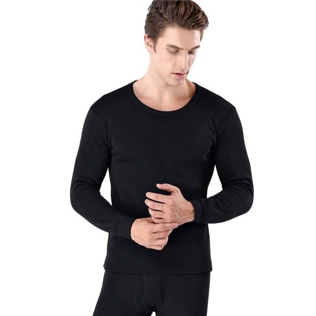 Winter long johns thick men's and woman's thermal underwear sets