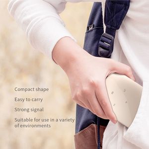 Image 4 - Беспроводной модем 4G, Wi Fi роутер, портативный Mifi, GSM, глобальный ключ разблокировки, 2800 мАч, внешний аккумулятор, разъем для SIM карты