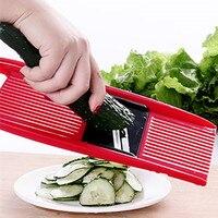 JUCESUPER Multifunction Vegetable Slicer Grater Kitchen Set Dicer Slicer Potato Carrot Dicer Salad Maker With Lagnappe