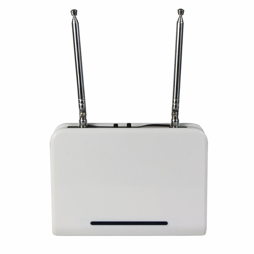 Signal Repeater 433.92MHz RF Extender Learning Code Amplifier For Wireless Calling System Restaurant Pager Customer Service restaurant service