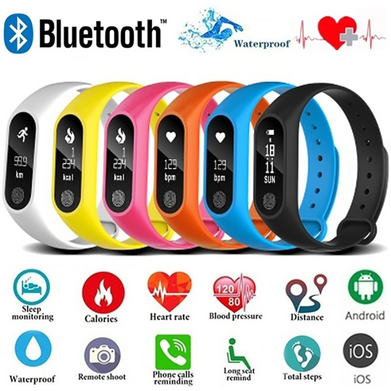 Mens Smart Fitness Watches Sports Wrist Watch Heart Rate Tracker Blood Pressure wristband IP67 Waterproof for IOS AndroidMens Smart Fitness Watches Sports Wrist Watch Heart Rate Tracker Blood Pressure wristband IP67 Waterproof for IOS Android