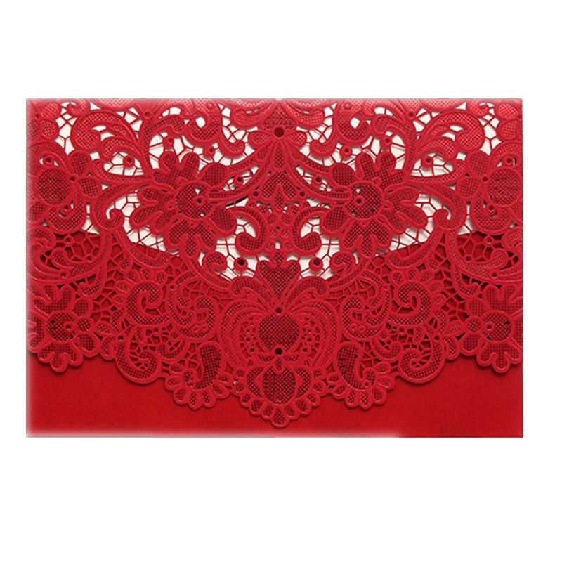 china elegant laser invitation vintage luxurious invites wedding invitation card paper for