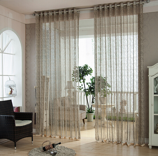Lace Curtain Modern Curtains For Living Room Cortinas Para