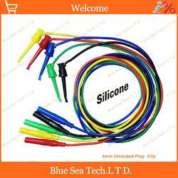 5pcs 1m multimeter pen extension test hook clip with 4mm shrouded plug 16 awg flexiable silicone.jpg 250x250