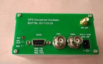 2017 10 МГц выход Синусоидальная волна GPS часы GPSDO + антенна + источник питания