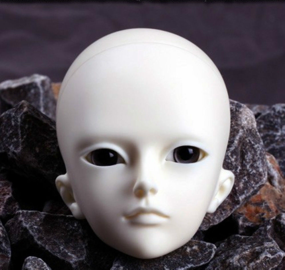 [wamami] AOD 1/4 BJD Dollfie Boy Doll Parts Single Head (Not Include Make-up)~Wang Zi 1 3rd 65cm bjd nude doll bazael bjd sd doll boy include face up not include clothes wig shoes and other access