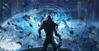 Halo 1 2 3 4 5 Hot Game Fabric Poster 47 X 24 Decor 5 12