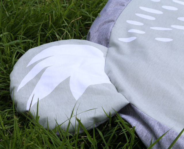 Ins tapis de jeu ronds pour enfants   Couverture rampante mignonne de Style nordique de dessin animé Koala pour bébés tapis de sol tapis tapis tapis tapis de jeu de 85cm