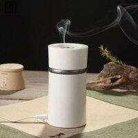 Керамика для благовоний горелки эфирное масло ультразвуковой увлажнитель тумана аромат электрическая ароматическая Лампа Диффузор дома и