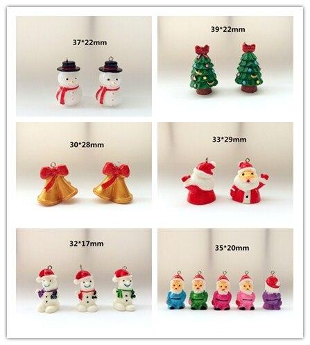 Бесплатная доставка смолы Рождество серии micro Пейзаж украшения и Сказочный Сад DIY Подвеска мебель предметы мебели