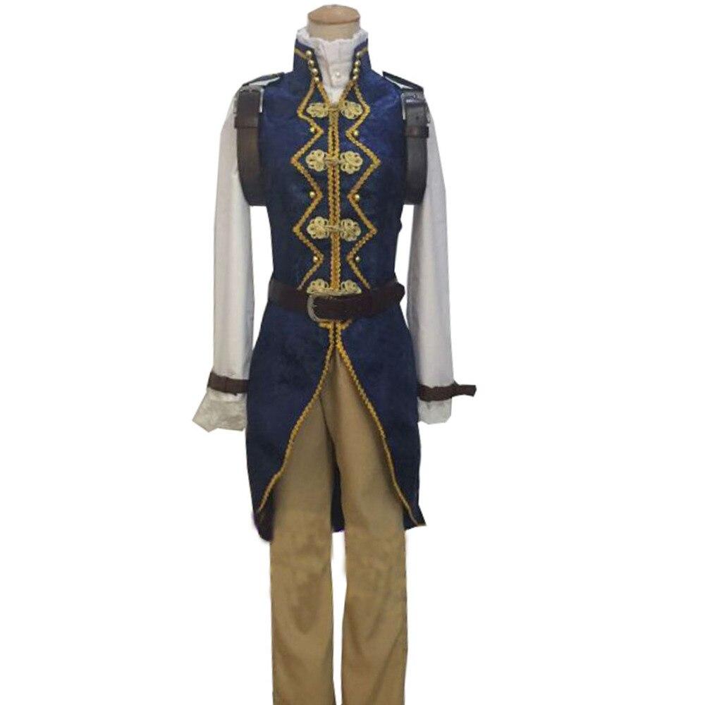 Kingdom Hearts III Kairi Cosplay Costume for adult Halloween Carnival Perfect Cosplay costume Outfit Custom Made