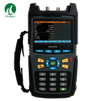 NEW DS2500Q Handheld Digital TV QAM Analyzer Handheld tool for Installation, Maintenance and Troubleshooting HFC Networks